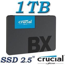 Crucial SSD 1TB BX500 3D NAND SATA 2.5