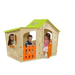 כתר פלסטיק 17190655 בית ילדים מג'יק וילה
