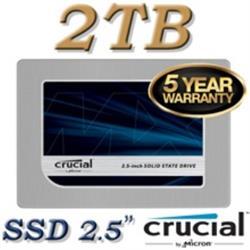Crucial SSD 2TB MX500 SATA 2.5