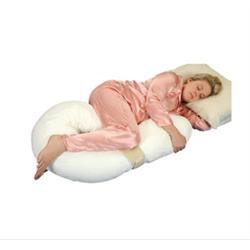 כרית הריון Preggle® Comfort Air-Flow Body Pillow רב שימושית