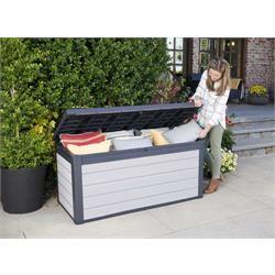 ארגז אחסון כתר פלסטיק ארגז אחסון דנאלי 570 ליטר