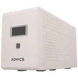 אל-פסק גל סינוס 1500VA Advice SV-1500 Smart Vision