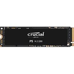 Crucial SSD 500GB P5 M.2 3D NAND NVMe PCIe