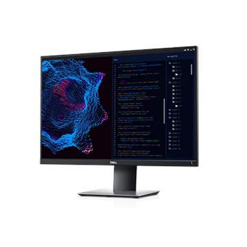 """מסך מחשב דל Dell 24""""  Monitor P2421, Black"""